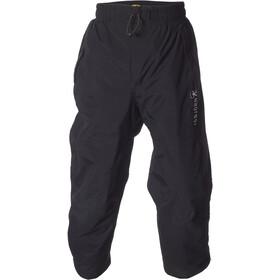 Isbjörn Pantalones Lluvia 2 Capas Niños, negro